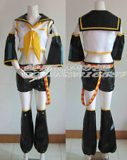 Vocaloid 2 Kagamine Len Halloween Set Cosplay Costume J001