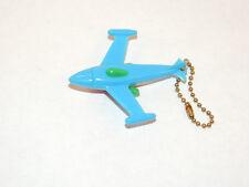 Airplane Puzzle Keychain (12936)