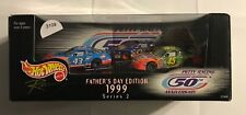 "1999  HOT WHEELS  ""FATHER'S DAY""  50TH ANNIVERSARY ""PETTY RACING"" 1:64th   #3109"