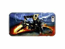 Iphone 4s 5 6 6S 7 8 X XS Max XR 11 Pro Plus Hard Case Ghost Rider ip1