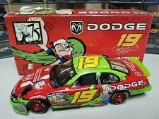 Action 2004 Jeremy Mayfield #19 Dodge Dealers / Popeye 75th Anniversary 1:24