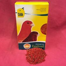 CEDE Rearing Egg Colour Food 50g RED FACTORS Optimal Health Boost Moulting