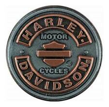 Harley-Davidson Blank B&S Rockers Pin, Antiqued Silver & Copper Finish P297061