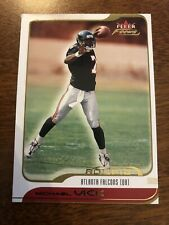 2001 Fleer Focus MICHAEL VICK Rookie #160/1850
