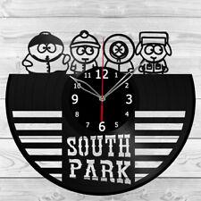 Vinyl Clock South Park Record Wall Clock Home Decor Original Gift 1314