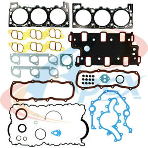 Engine Full Gasket Set Apex Automobile Parts AFS4027