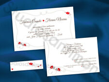 Partecipazioni Nozze Wedding Invitation Inviti Matrimonio Coccinelle Funny