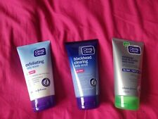 X3 NEW Clean And Clear Face Wash/Scrubs