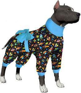 LovinPet Dog Pajamas Large Size Dog Loving Dog/Full Coverage Dog Pjs
