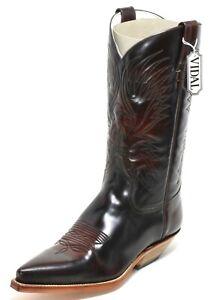 390 Westernstiefel Cowboy Boots Line Dance Catalan Style Texas MBudsman Vidal 36