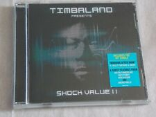 TIMBALAND PRESENTS SHOCK VALUE II CD [[2009] NEAR MINT CONDITION