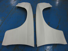 Super wide body Front Fenders for an 86-91 Mazda RX-7 FC3S FC RX-7