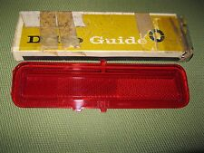 NOS 1971 Buick Electra right rear marker lamp lens, Guide!