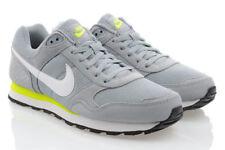 Scarpe da ginnastica da uomo grigi marca Nike suede