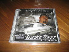 Chicano Rap CD SLOW PAIN - Game Over - Mister One Bigg Bandit Lil Minor SNIPER