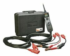 Power Probe 3 III Carbon Electrical Tester Kit w/ Voltmeter Accessories and Case