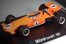 McLaren Ford M7C Formula 1 - Bruce McLaren 1969 - 1:43 RBA