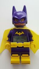 Lego Alarm Clock Batwoman Bat Woman Bat Girl Batgirl
