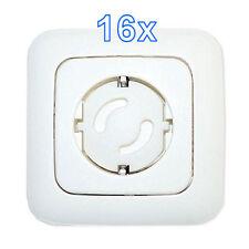 16 x Steckdosenschutz  Kinderschutz für Steckdosen Kindersicherung
