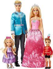 Barbie Coral City Family Real Kingdom Of Gems Original MATTEL FPL90