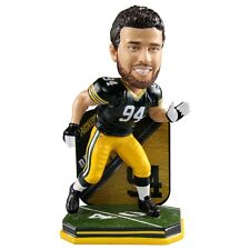 Green Bay Packers Northwestern Wildcats Dean Lowry Bobblehead - #'d to 2,018