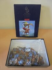 RARE WADDINGTONS VICTORY FLYING SERPENT BORIS VALLEJO JIGSAW PUZZLE 1989 500PC