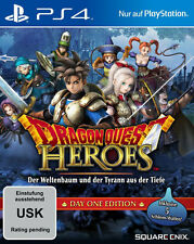 Sony ps4 PlayStation 4 juego *** Dragon Quest Heroes *** nuevo * New