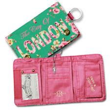 Kleine Geldbörsen für Damen aus Baumwollmischung mit Fotofach