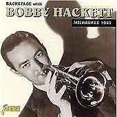 Bobby Hackett - Backstage with (Milwaukee 1951/Live Recording, 2000)