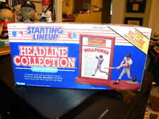 Will Clark San Francisco Giants 1991 Kenner Starting Line Up Headliner Ib