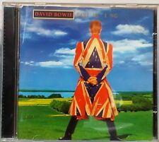 "David Bowie - Earthling (CD 1997) Features ""Little Wonder"""