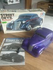 TAMIYA VINTAGE 1/10 STREET DEVIL GROUP C including box and manual complete
