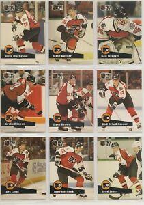 PHILADELPHIA FLYERS ~ 1991-92 Pro Set Series 2 TEAM SET ~ 13 Cards ~ BRIND'AMOUR
