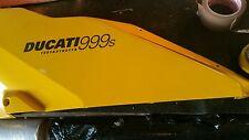 Ducati 999s left side upper fairing