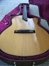 Gibson Chet Atkins SST Natural Electric Acoustic Guitar Incredible Patina