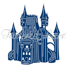 Tattered lace mystical collection Fantasy castle TLD0035