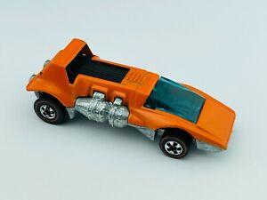 Hot Wheels Redline DOUBLE HEADER Orange Enamel NM/M 1973 !!! SUPER RARE !!!