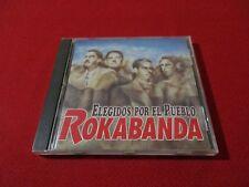 ROKABANDA ELEGIDOS POR EL PUEBLO 1993 CD KINITO MERENGUE