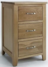 Contemporary Oak Filing & Storage
