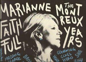 Marianne Faithfull - The Montreux Years (  Double Vinyl LP )