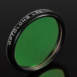 "1pcs OPTOLONG 1.25"" L-Pro Filter for Astromomical Telescope Eyepiece"