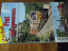 8µ? Revue Le Train HS Extra 2 FRET les Concurrents ECR VFLI COLAS RDT 13 ETF...
