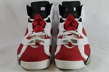 Air Jordan 6 Retro Carmine 2014 Size 13 Pre-Owned Great Condition 384664-160