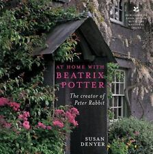 At Home with Beatrix Potter : The Creator of Peter Rabbit  (2009( like new
