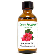 2 fl oz Geranium Essential Oil (100% Pure & Natural) - GreenHealth