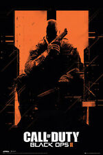 (LAMINATED) CALL OF DUTY BLACK OPS II POSTER (61x91cm)  PICTURE PRINT NEW ART