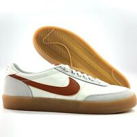 Nike Sportswear Killshot 2 Leather White Desert Orange 432997-127 Men's 9.5