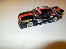 1:43 MINICHAMPS DTM Tourenwagen Modellauto FORD MUSTANG N°13 Feucht schwarz 1:43