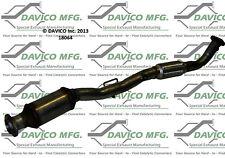 Catalytic Converter-Exact-Fit Rear Davico Exc CA 18064