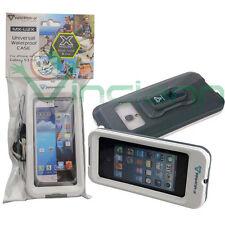 Custodia impermeabile BIANCA Armor-X MX-U2X-WT per Samsung Galaxy S5 mini G800F